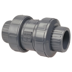 NIBCO® Chemtrol® TruUnion Ball Check Valves