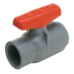 PVC Compact Industrial Ball Valves