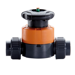 GF Type 514 High Flow Diaphragm Valve