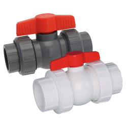 Hayward® QTA Series Commercial True Union Compact Ball Valves