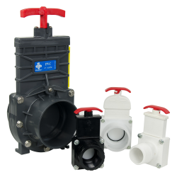 Praher Knife Gate Valves