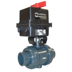 Asahi® Fast Pack Type 21 Valve with Series 94 Electric Actuator