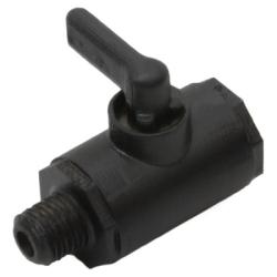 "3/8"" John Guest® Push-Lock Female x 3/8"" MNPT Micro Valve"