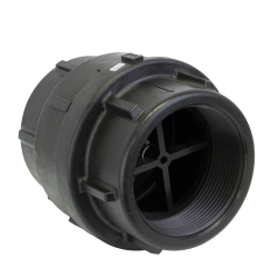 "3"" FNPT Full Port Polypropylene Check Valve"