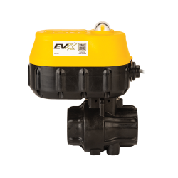 "1-1/4"" Standard Port Electric EVX® 12V Valve"