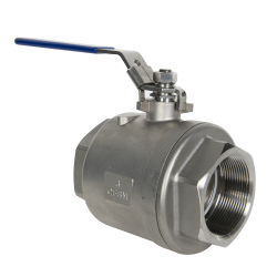 "3"" FNPT 316 Stainless Steel Full Port Ball Valve"
