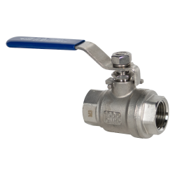 "1/2"" FNPT 304 Stainless Steel Ball Valve"