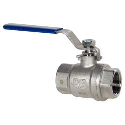 "3/4"" FNPT 304 Stainless Steel Ball Valve"