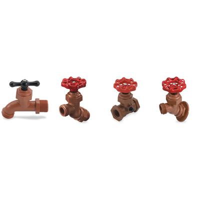 Acetal Plastic Faucets & Valves