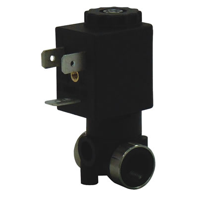 Spartan Scientific™ Series 3827 Composite 2-Way & 3-Way Solenoid Valves