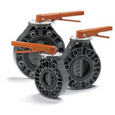 311N Series Butterfly Valves