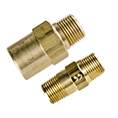 "SMC 610 Series 3/8"" Brass Check Valves"