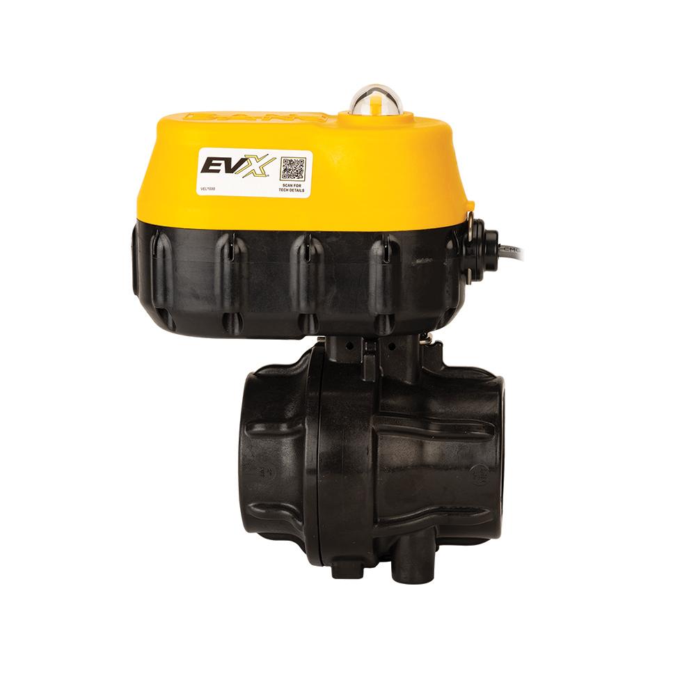 """2"""" Standard Port Electric EVX® 12V Valve"""