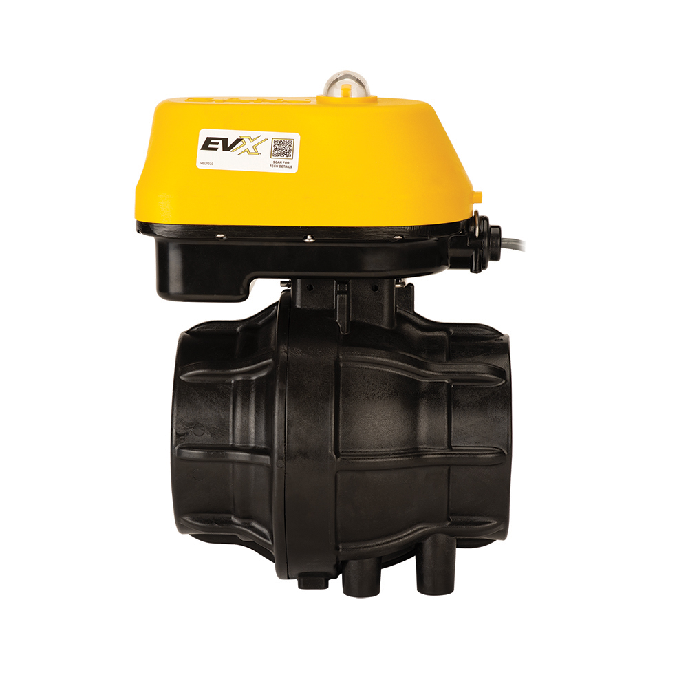 "3"" Full Port Electric EVX® 12V Valve"
