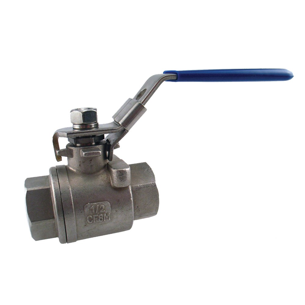 316 Stainless Steel Full Port Ball Valves