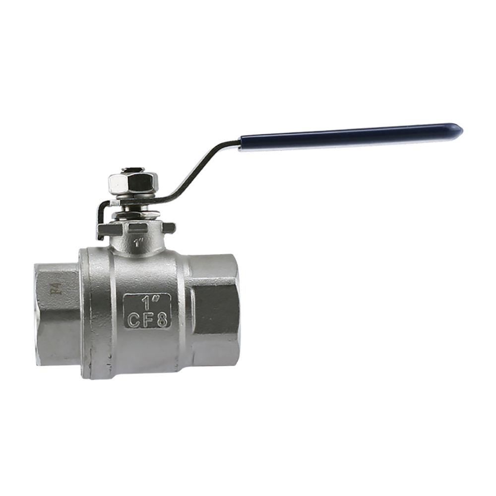 "2-1/2"" FNPT 304 Stainless Steel Ball Valve"
