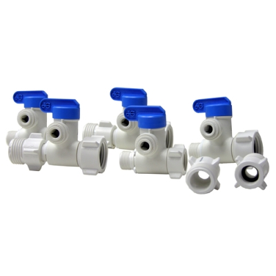 John Guest® Angle Stop Adapter Valves