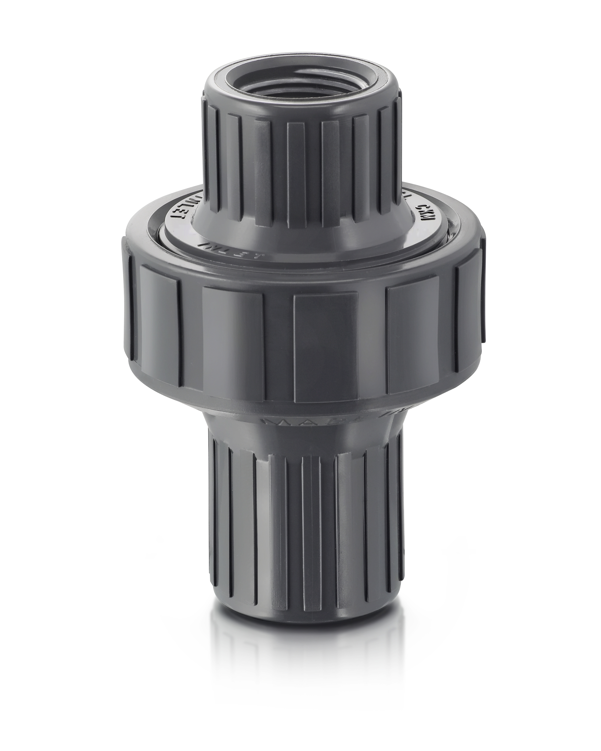 Plast-O-Matic CKM Diaphragm Check Valves