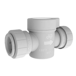 John Guest® Twist & Lock CTS Polysulfone Shut-Off Valves