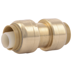 "3/4"" Push-to-Connect x 3/4"" Push-to-Connect SharkBite® Brass Coupling"