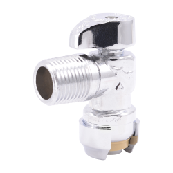 SharkBite® Brass Angle Stop Valves