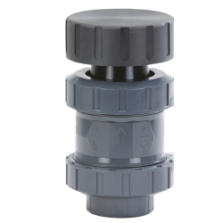 GF PVC Ventilating & Bleed Valve Type 591