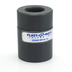 "1/4"" FNPT PVC Constant Flow Valve with EPDM Seals- 1.5 GPM"