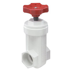 PVC Type II Gate Valves