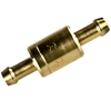 "5/16"" HB x 5/16"" HB Series 410 Brass Check Valve  with Buna-N Seals - 1 PSI"