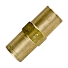 "1/4"" FNPT  x 1/4"" FNPT Series 415 Brass Check Valve with Buna-N Seals - 1 PSI"