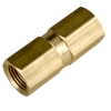 "1/2"" FNPT  x 1/2"" FNPT Series 815 Brass Check Valve with Buna-N Seals - 1/3 PSI"