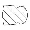 Santoprene™ Replacement Disc Seal for Mini Valves