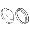 """Replacement Seal Kit for 3/8"""" and 1/2"""" Float Valves"""