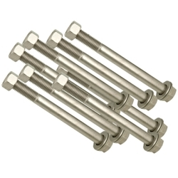 "6"" Butterfly Valve Bolt Sets - Zinc Plated"