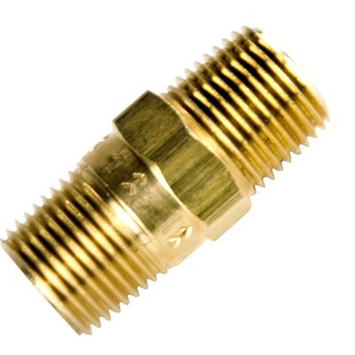 """1/2"""" MNPT x 1/2"""" MNPT Series 810 Brass Check Valve with Viton™  Seals -  1/2 PSI"""