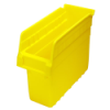 "11-5/8"" L x 4-3/8"" W x 8"" H Yellow Store-Max Shelf Bin"