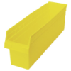 "23-5/8"" L x 6-5/8"" W x 8"" H Yellow Store-Max Shelf Bin"