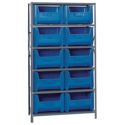 Quantum® Stackable Storage Bin Units