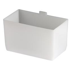 "Bin Cups for Shelf Bins - 3-1/4"" L x 2"" W x 3"" Hgt."