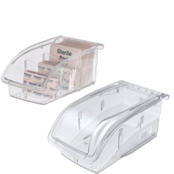 Akro-Mils® InSight™ Ultra-Clear Bins