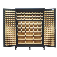 "Quantum® Heavy Duty 60"" Wide Cabinet"