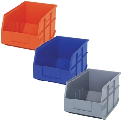 Quantum® Stackable Shelf Bins