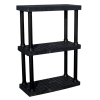 "3 Level Dura-Shelf® 51"" H x 36"" W x 16"" L"
