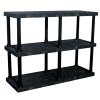 "3 Level Dura-Shelf® 51"" H x 66"" W x 24"" L"