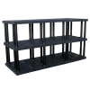 "3 Level Dura-Shelf® 51"" H x  96"" W x 36"" L"