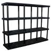 """4 Level Dura-Shelf® 75"""" H x  96"""" W x 24"""" L"""