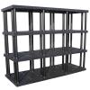 """4 Level Dura-Shelf® 75"""" H x 96"""" W x 36"""" L"""