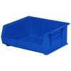"14-3/4""L x 16-1/2""W x 7""H OD Blue Storage Bin"