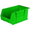 """14-3/4""""L x 8-1/4""""W x 7""""H OD Green Storage Bin"""