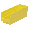 "Yellow Akro-Mils® Shelf Bin - 11-5/8"" L x 4-1/8 W x 4"" Hgt."